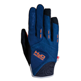 Roeckl Moro Bike Gloves blue/black